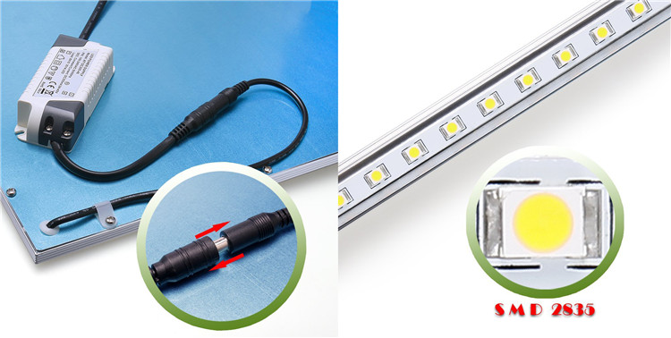 4. Lightman LED Panel Light Material